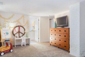 childs bedroom remodel
